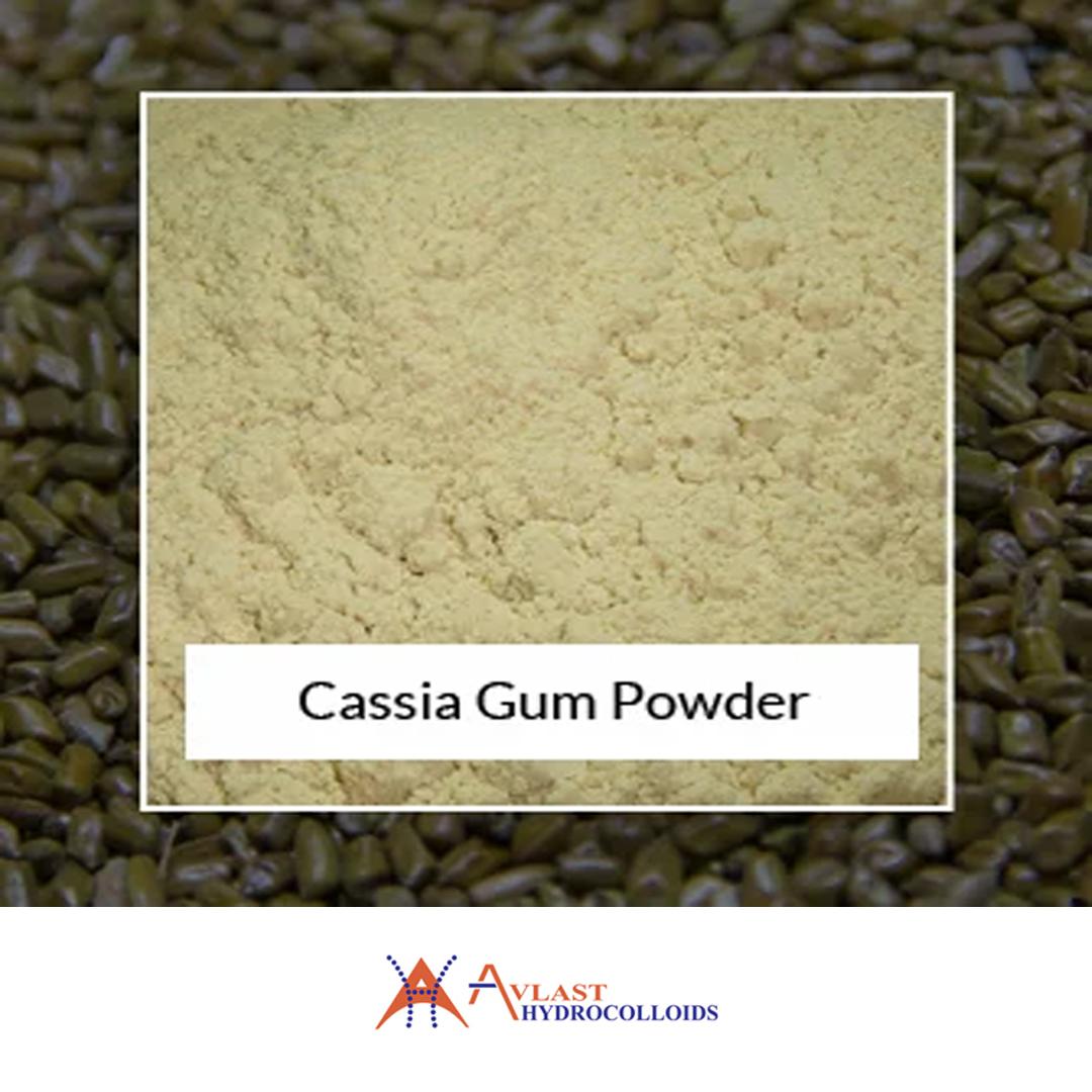 What is Cassia Gum Powder